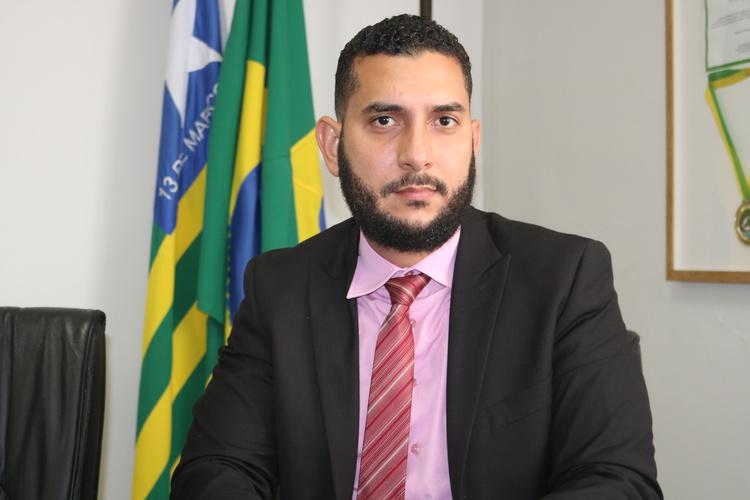 Presidente da Subseção de São Raimundo Nonato, Alexandre Cerqueira
