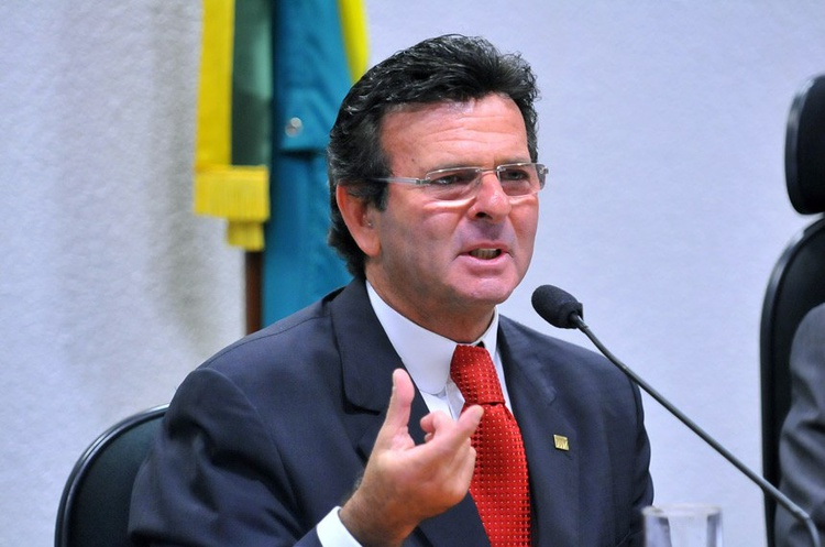 Ministro  Luiz Fux do Supremo Tribunal Federal