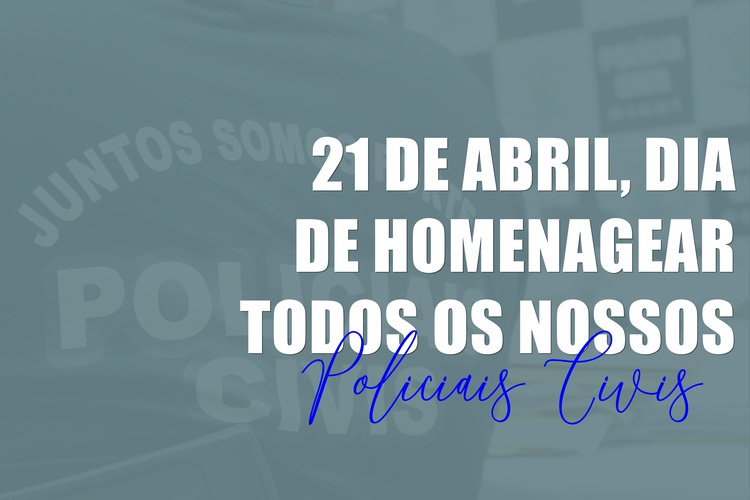 Dia do Policial Civil